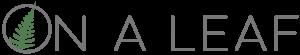 logo On A Leaf - Agence de marketing durable